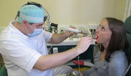 Тонзиллит лечение