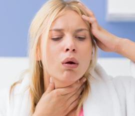 Сухой кашель лечение