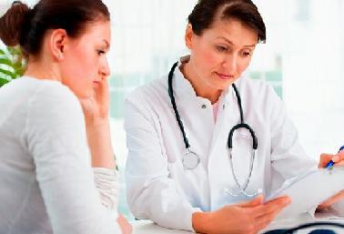 Киста шейки матки симптомы