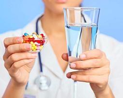 лекарства при бронхите