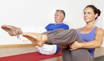 Упражнения при вариеозе
