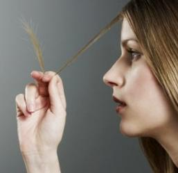 От выпадения волос плазма