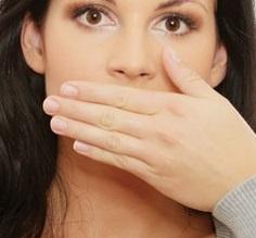неприятный запах изо рта слизь в горле