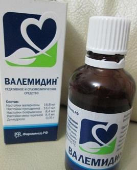 Валемидин фото