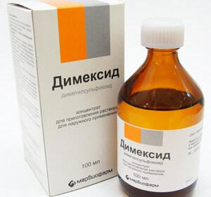 Изображение - Примочки с димексидом на сустав как разводить Dimeksid-rastvor-foto