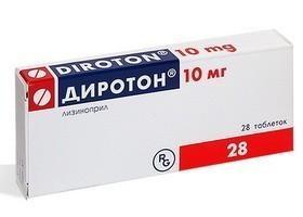 Изображение - Таблетки от давления диротон Diroton-10-mg