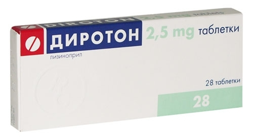 Изображение - Таблетки от давления диротон Diroton-tabletki