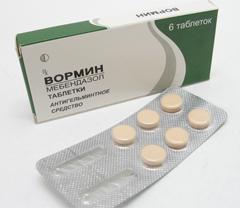 Принимаем Вормин правильно: инструкция и описание препарата