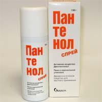 Пантенол виалайн спрей 130 г цена 340 руб в Москве, купить Пантенол виалайн спрей 130 г инструкция по применению, отзывы в интернет аптеке